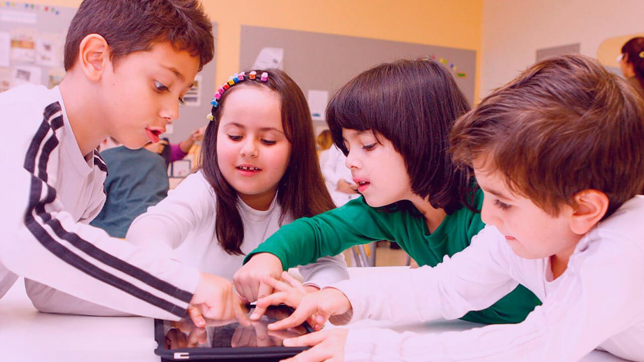 O uso das tecnologias na Educação Infantil