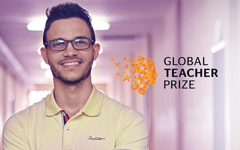 Finalista Nobel da Educação