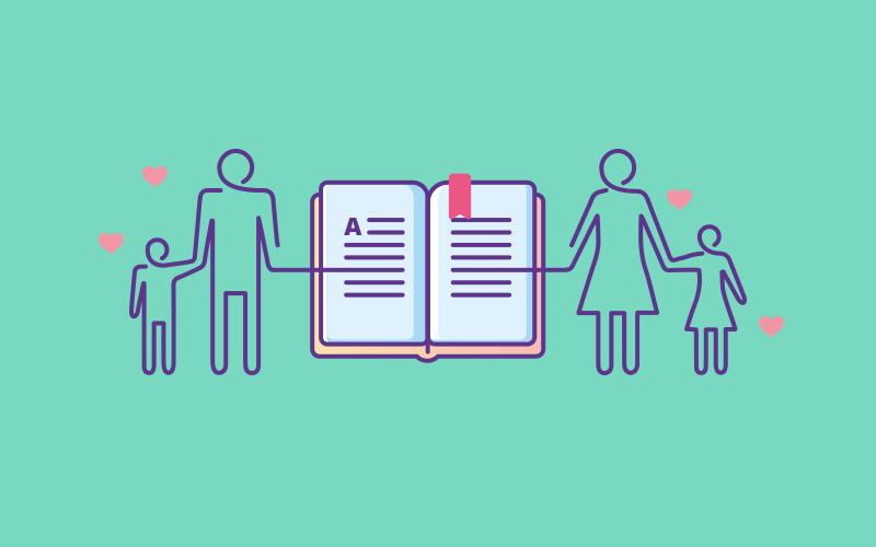 """Projeto escolar """"Leitura em Família"""" estreita laços afetivos e melhora o engajamento escolar"""