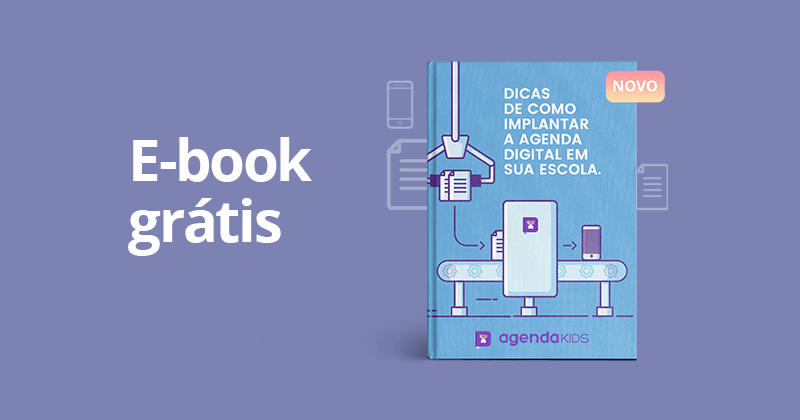 Agenda digital na escola