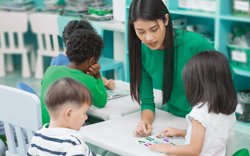 Professores são super importantes na gestão da Educação Infantil