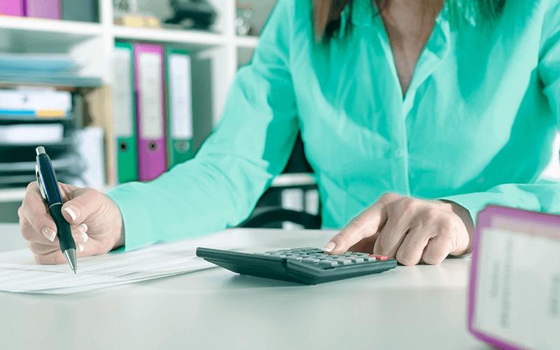 Processos financeiros na escola
