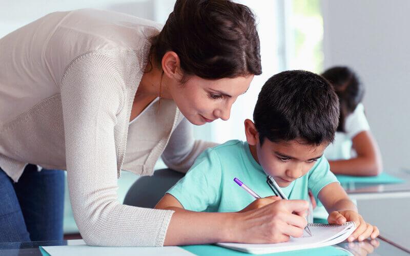 Escolas e famílias