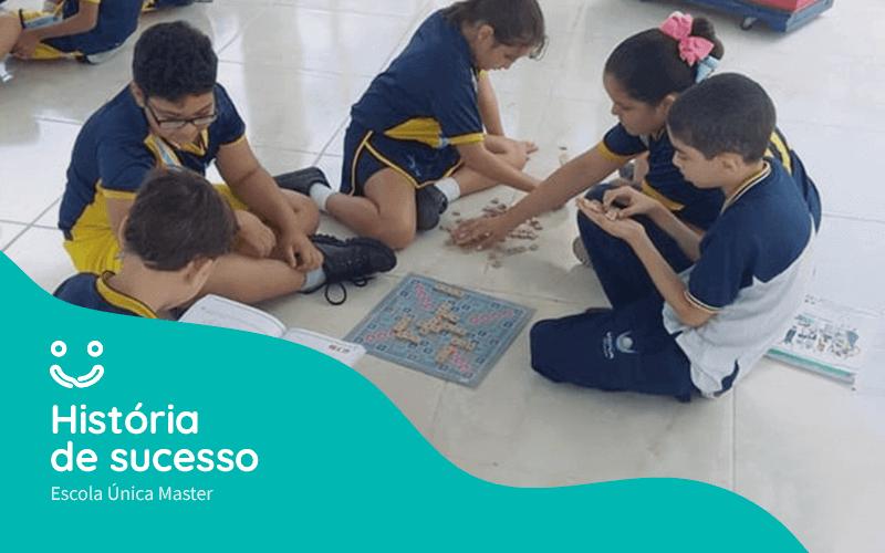 História de Sucesso: Escola Única Master