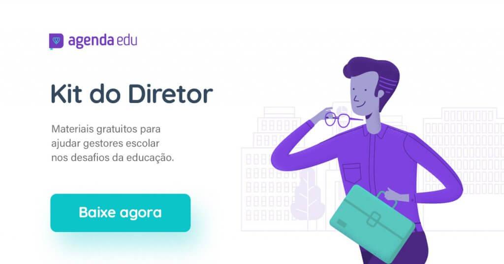 Baixe o Kit do Diretor com materiais gratuitos para ajudar gestores escolares nos desafios da educação