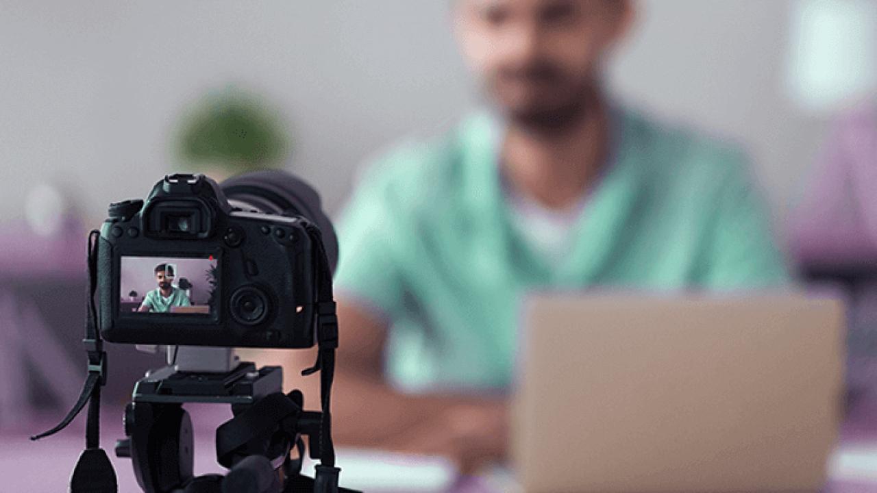 Dicas para gravar videoaulas e fazer transmissões ao vivo | Jornada Edu