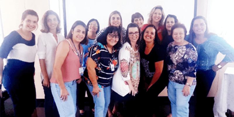 Equipe do Instituto Teresa Valsé da Rede Salesiana