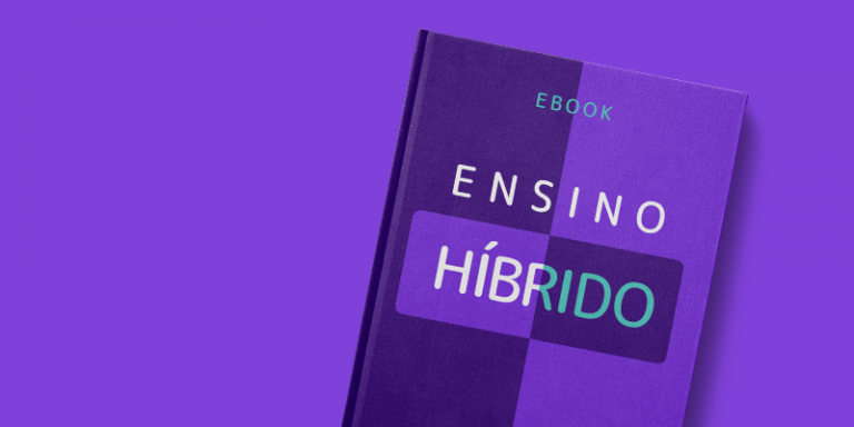 Capa digital do ebook Ensino Híbrido