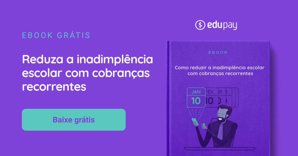 capa do ebook como reduzir a inadimplência