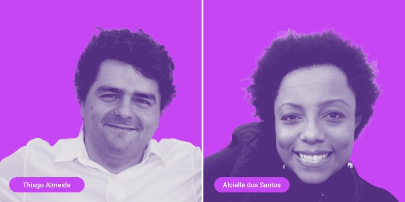 Fotos do Thiago Almeida e Alcielle dos Santos